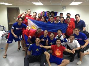 Smart Gilas Pilipinas wins 2012 Jones Cup championship