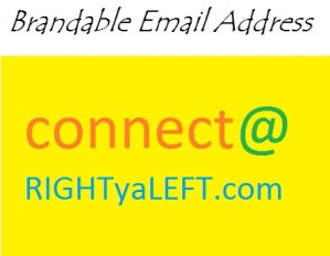 brandable email address