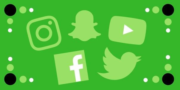 demokrati sociale medier