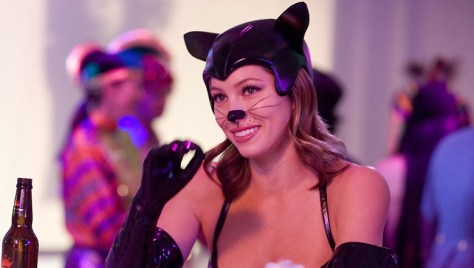 Jessica Biel Catwoman