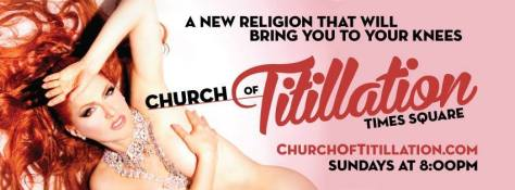 "Jo ""Boobs"" Weldon and the Church of Titillation"