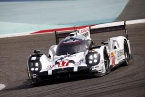 El motor del Porsche 919 Hybrid es un 4 cilindros de dos litros con casi 500 caballos de potencia