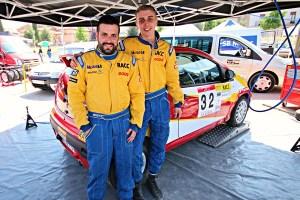 Adriá Serratosa y Eric Bellver preparados junto a GC Motorsport para la quinta cita del