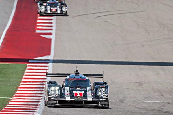 Nueva victoria de Porsche en el WEC con otro podio tricolor