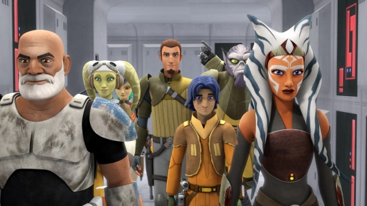 """Star Wars Rebels"" Temporada 2"