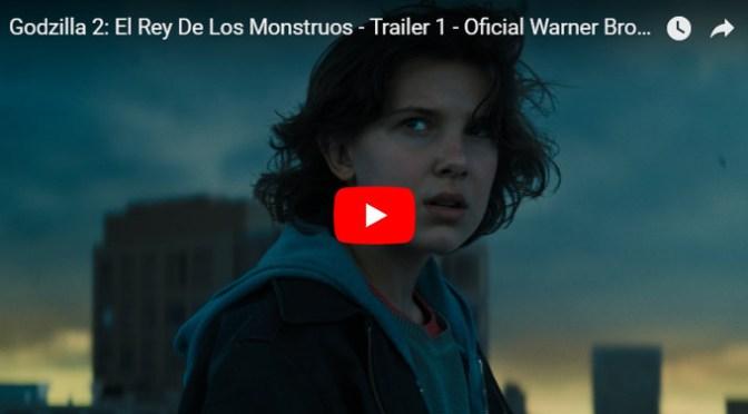 Godzilla 2 | Trailer Oficial