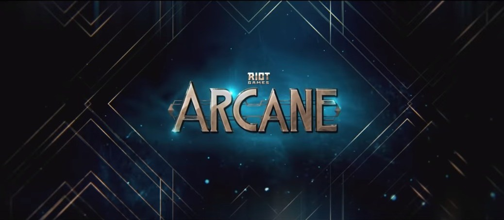 arcane league of legends