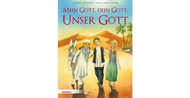 Mrin-Gott,-dein-Gott,-unser-Gott_cover