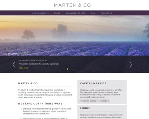 Marten & Co