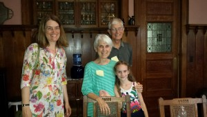 Family of William and Mary Kay Vogel
