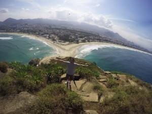Pedra do Pontal - Recreio dos Bandeirantes - Rio de Janeiro