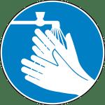手洗いしましょう