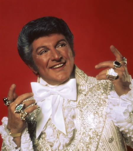 Liberace's Still Tickling the Ivories