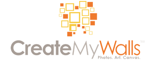 Create My Walls Logo