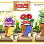 Kimco Flower Pot Sox