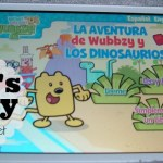 La Aventura de Wubbzy y Los Dinosaurios