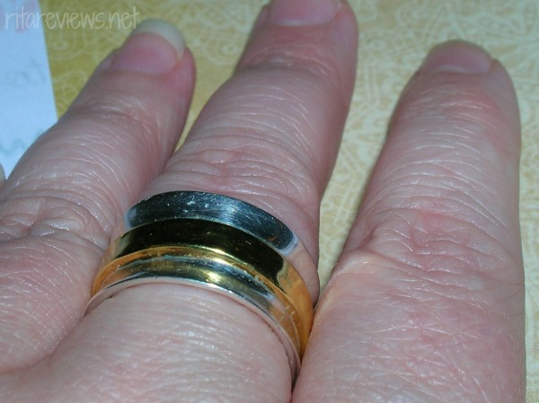 Two TOne Ring On