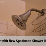 After Shower Head