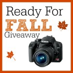 Ready For Fall Giveaway