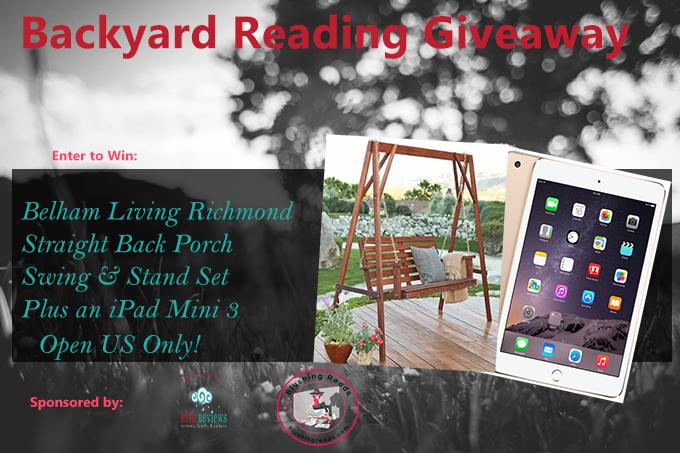 Backyard Reading Giveaway