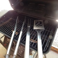 Crave Tools on the Grill