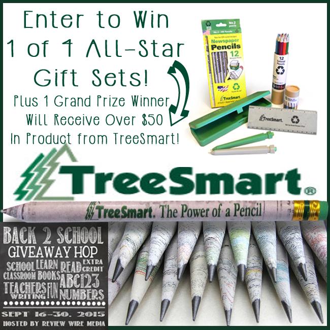 TreeSmart Giveaway
