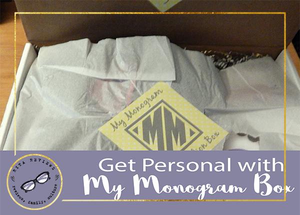 My Monogram Box