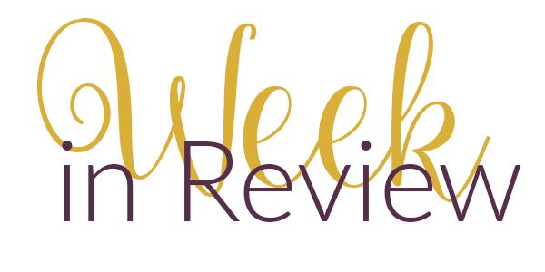 Week in Review: August 21 , 2016