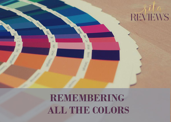 Remebering the Color Numbers