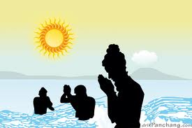Chhath - worship of Sun