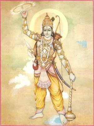 sudarshan-chakra-indian-mythology-mahabharat