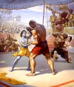 Killing of Chhannura  and Mushtika
