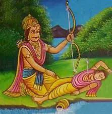 Shravan Kumar killed by Dashrath