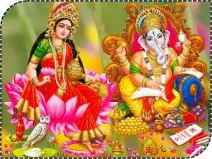 Laxmi and Ganesh