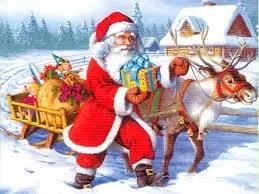santa claus st nicholas christmas