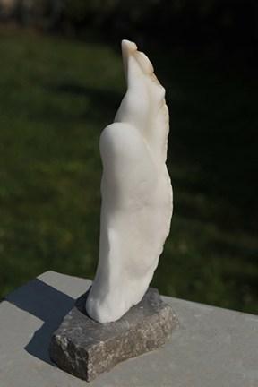 Au Bord de l'Eau - sculpture de Dominique Rivaux