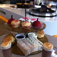 W Hotel Afternoon Tea - Review