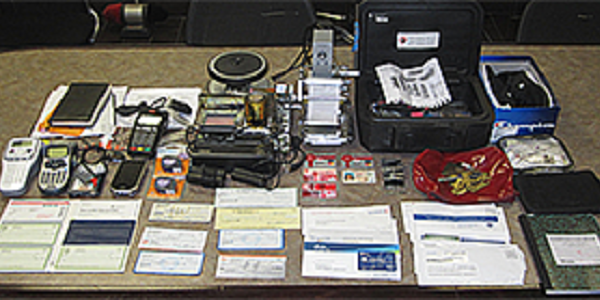 JURUPA VALLEY: Months-long mail theft investigation results in 4 arrests
