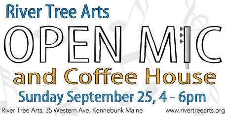 Open Mic & Coffee House