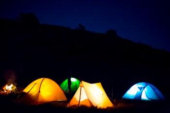 各種テントを揃えております。