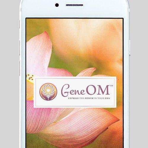 GeneOM Custom WordPress Web Design by RKA ink