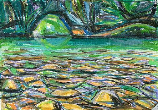 Plea_capilano-canyon-river-lagoon-low-water