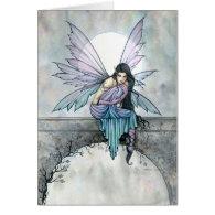 Astrid Fairy Card by Molly Harrison