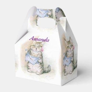 Beatrix Potter Custom Easter Gift Box Party Favor Box