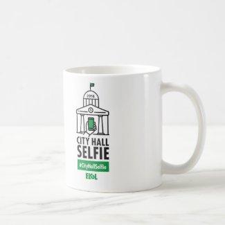 #CityHallSelfie Mug
