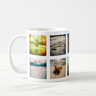 Create a unique and original instagram mugs