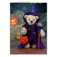 Dinky Bears Little Wizard Cards
