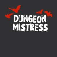 Dungeons & Dragons Geeks T-Shirts & Gifts - Dungeon Mistress