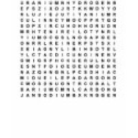 Word Search Puzzle Geeks T-Shirts & Gifts - Elements
