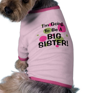 Big Sister Brother Pet Shirts | Pet Lover's Apparel and Products